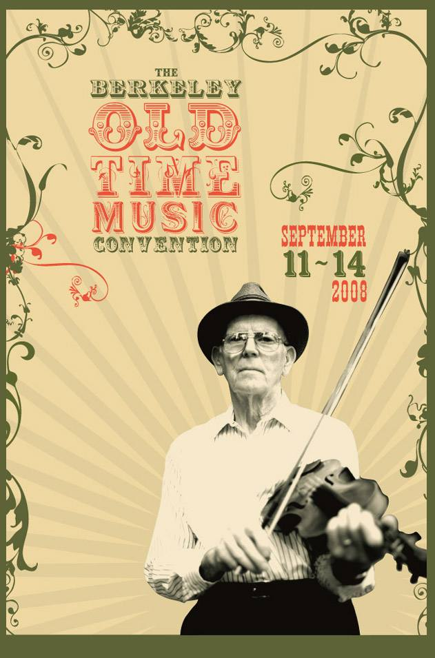 The Berkeley Old Time Music Convention