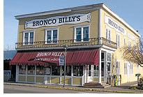 """The Hotel,"" now Bronco Billy's"