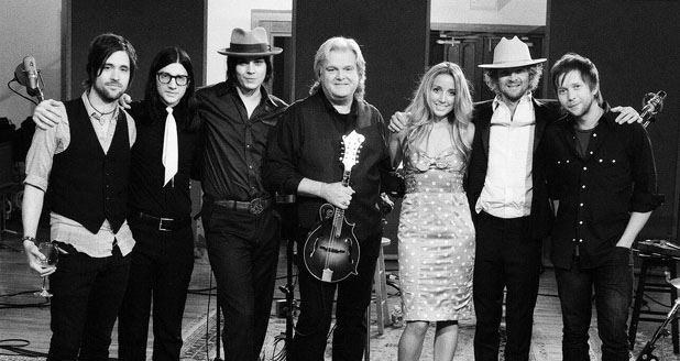The Raconteurs with Ricky Skaggs and Ashley Monroe