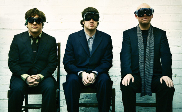 """...we just wanted to wear goggles on an album cover."""